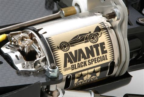 Tamiya Avante Ifrit Black 84270 tamiya model database tamiyabase