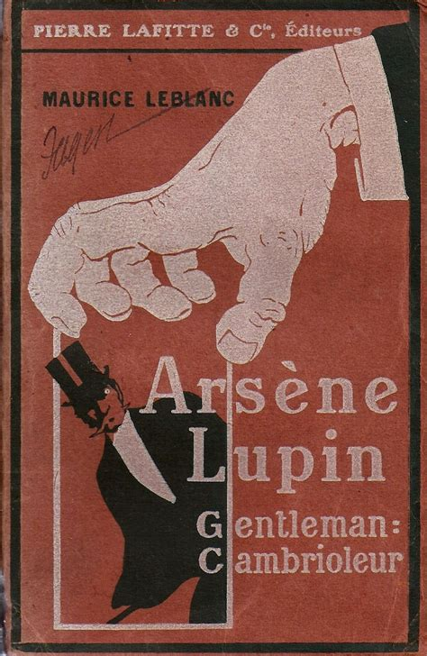 somebody at the door library crime classics books maurice leblanc ars 232 ne lupin gentleman burglar past