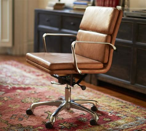 google chair tufted leather office chair vintage google search desk