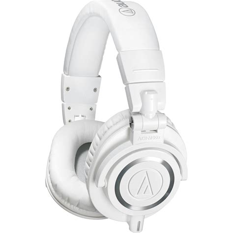 Audio Technica Ath M50x Professional Monitor Headphones Merah audio technica ath m50x monitor headphones white ath m50xwh