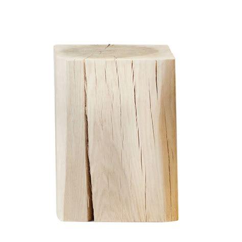 hocker 40 cm jan kurtz hocker beistelltisch block kernesche eckig h 246 he