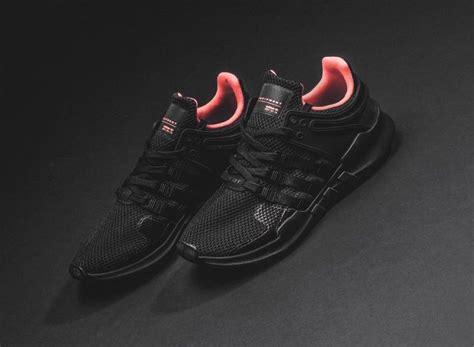 Menarik Adidas Eqt Adv Cushion Black Premium Original Sepatu A adidas eqt support adv black turbo sneaker bar detroit