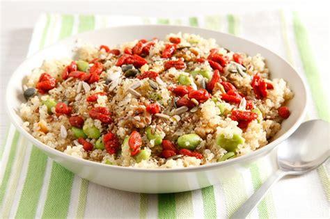cucinare quinoa ricette ricetta insalata di edamame e quinoa cucchiaio d argento
