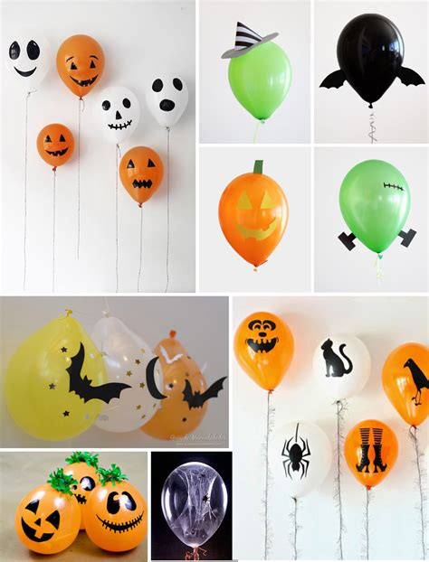 decorar globos para halloween 5 ideas para decorar una fiesta infantil de halloween
