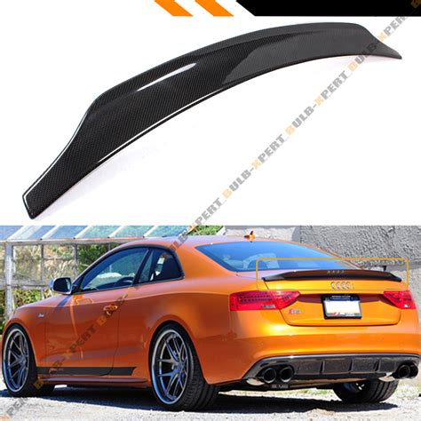 Audi S5 Carbon by For 2009 2016 Audi S5 Rs5 Cat Style Carbon Fiber Highkick