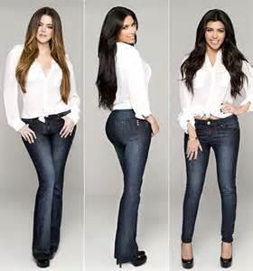 wielkie tyłki kardashianek w dżinsach zdjecia pudelek