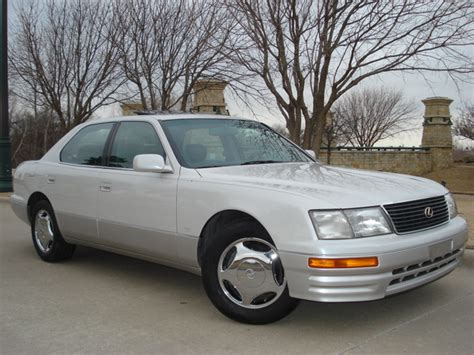 lexus ls400 1997 1997 lexus ls400 coach edition photo picture image