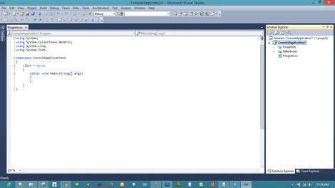 tutorialspoint generics c console application 171 tutorialspoint