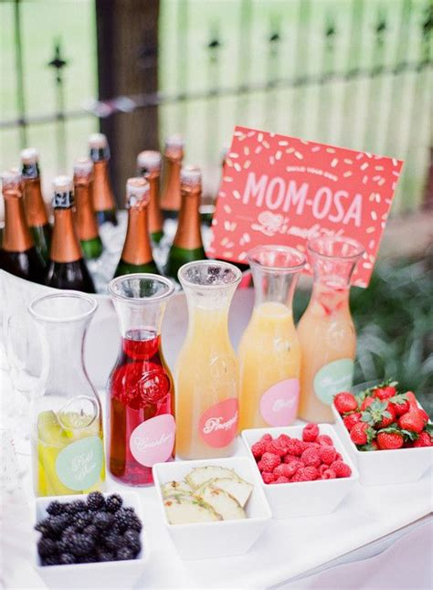 Drinks Baby Shower by Best 25 Baby Shower Drinks Ideas On Baby