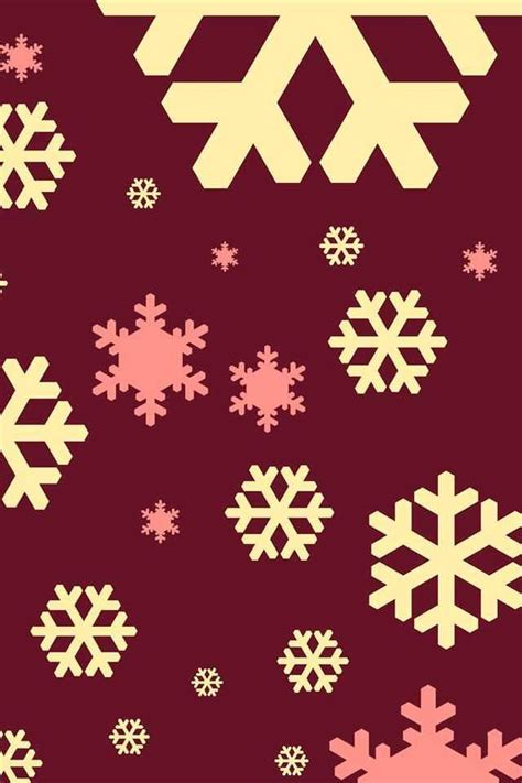 christmas pattern wallpaper for iphone christmas wallpaper patterns pinterest snowflakes