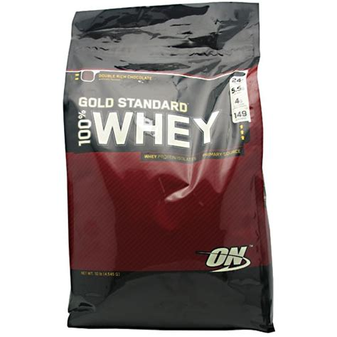 Whey 10 Lbs 100 Whey Gold Standard Protein Chocolate Optimum