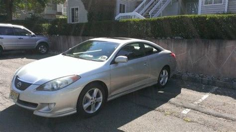 Toyota Camry 2005 Silver Find Used 2005 Toyota Camry Solara Silver Exterior