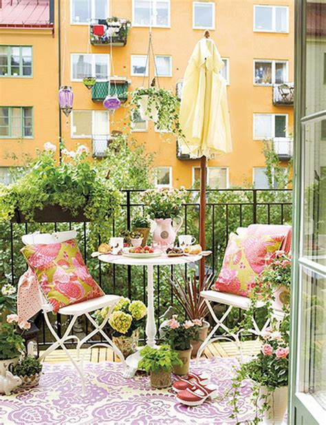 15 small outdoor furniture design for cozy balcony home