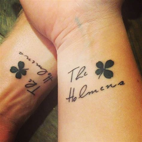 cute tr st tattoo designs 70 best four leaf clover ideas and designs lucky