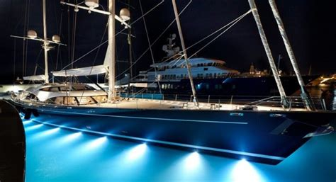 underwater boat lights without drilling visibility while at anchor page 8 cruisers sailing