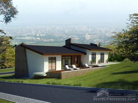Small Modern House Designs by 3 Bedroom Bungalow With Garage And Basement Modern