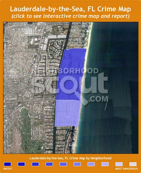 lauderdale by the sea 33308 crime rates and crime