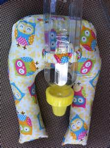 baby bottle holder prop by sidneyray0 on etsy