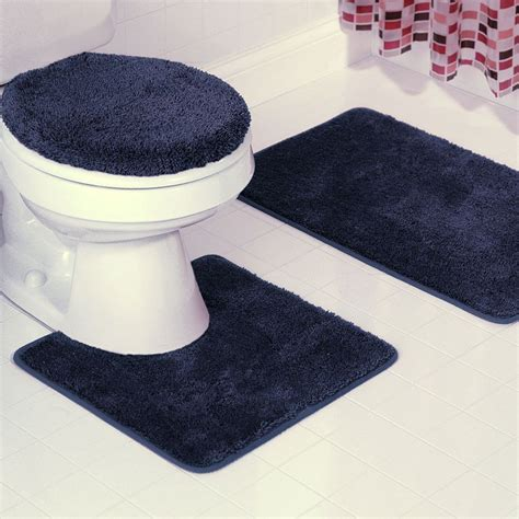 bathroom toilet rugs bath mat sets
