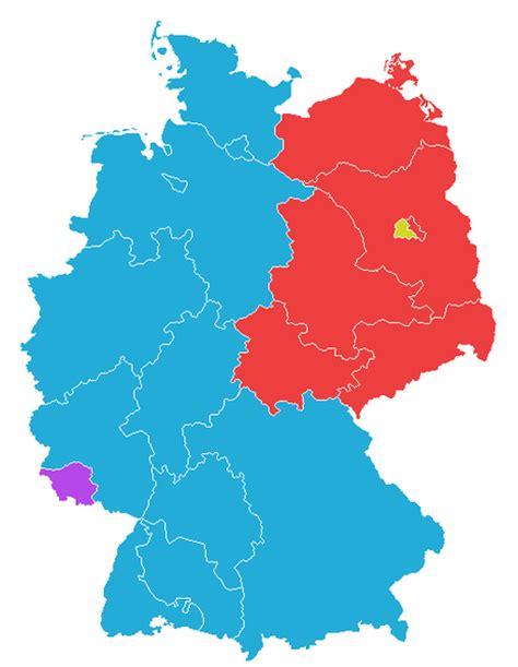 germany map 1980 1980 disestablishments in germany