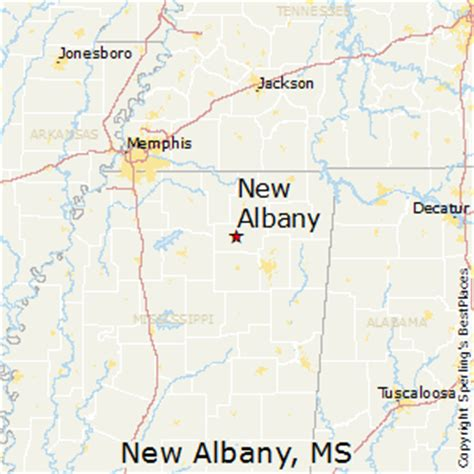 houses for rent in new albany ms best places to live in new albany mississippi