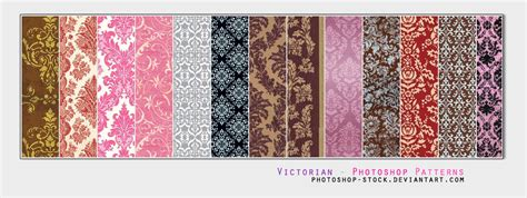pattern color photoshop victorian ps patterns by photoshop stock on deviantart