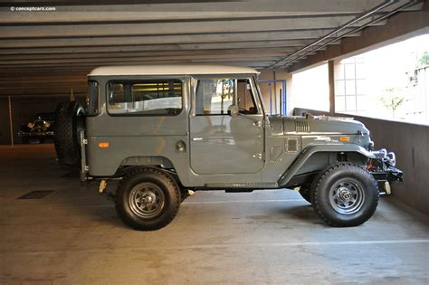 1970 toyota land rover 1970 toyota land cruiser fj 40 pictures history value