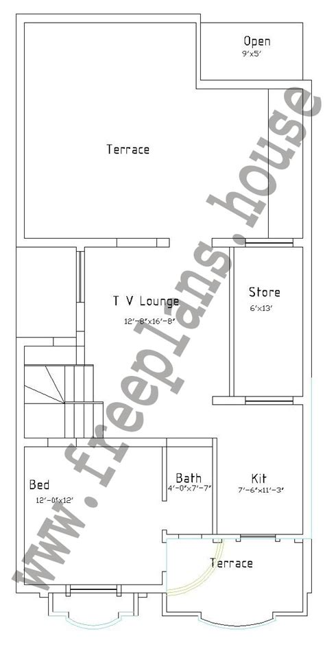 50 square meters to feet 25 215 50 feet 116 square meters house plan