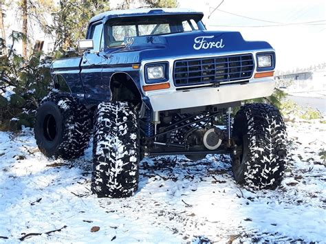 ford mega truck today s cool car find is this 1979 ford mega truck