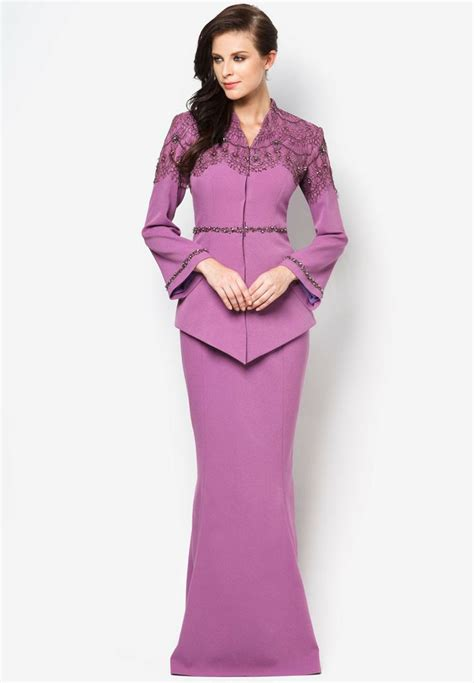 Baju Dress New 2017 buy jovian mandagie for zalora chantilly cecille kebaya zalora malaysia ootd baju kurung