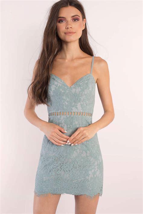Id 2298 Blue Bodycon Dress bodycon dress lace dress black dress black