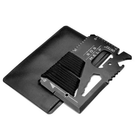Pocket Edc Multifunction Screwdriver Survival Tool pocket edc multifunction screwdriver survival tool black jakartanotebook