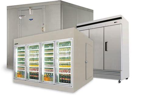 Freezer Chiller commercial refrigeration equipment market demand for