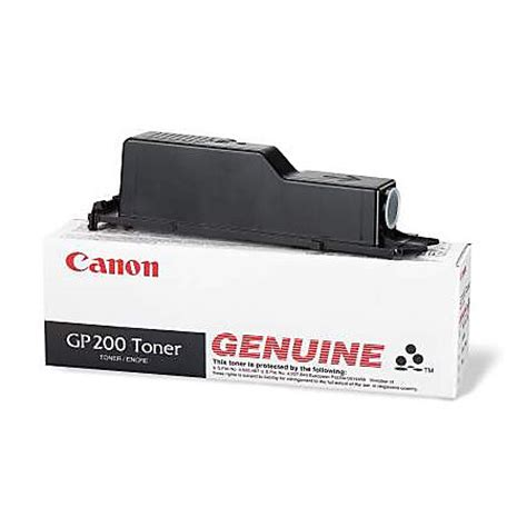 office depot coupons canon ink canon gp200 black toner cartridge by office depot officemax