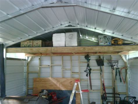 organize  steel carport  nature light