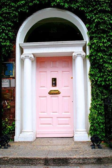 Pink Front Door Pink Front Doors Pretty Doors