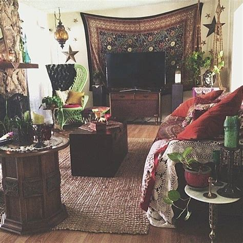25 best ideas about hippie living room on