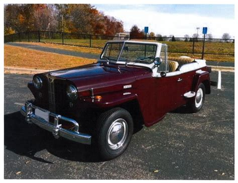 1949 willys jeepster 1949 willys jeepster convertible 138319
