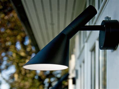 Louis Poulsen Outdoor Lighting Buy The Louis Poulsen Aj 50 Outdoor Wall Light At Nest Co Uk