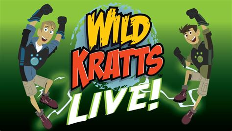 Earth Home Floor Plans by Wild Kratts Live The Smith Center For The Performing