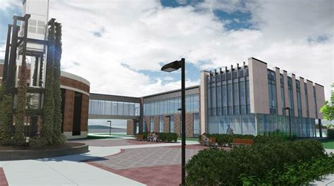 genesee community college student success center huston
