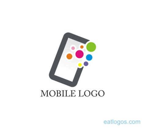 logo mobili logo for mobile vector logos free