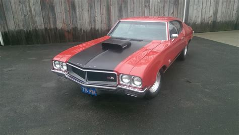 1970 buick gs stage 2 1970 buick gs stage 2 prototype and test vehicle for sale