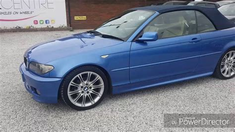 bmw ci convertible review  car centre youtube