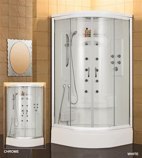 Niagara Shower Doors Dreamline Jetted Steam Showers
