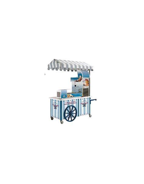 banco ambulante banco vendita ambulante con impianto elettrico carretti