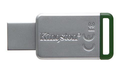 Gratis Ongkir Kingston Datatraveler 50 Usb 3 1 32gb Berkualitas memoria kingston 16gb usb 3 0 datatraveler 50 verde dt50 16gb