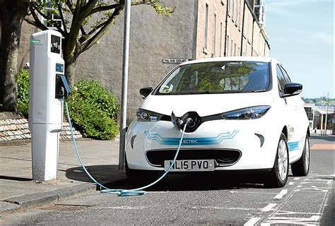 electric cars charging dundee and tayside to get more electric car charging