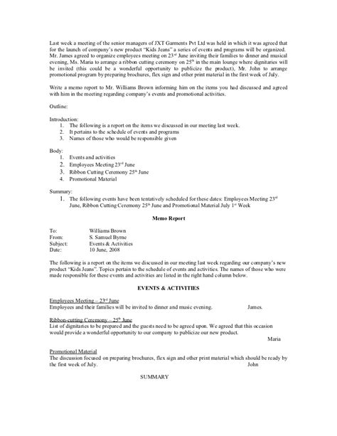 Memorandum Report Template Employee Memo Template Letter Of Counseling Template Disciplinary Letter Of Counseling Memo