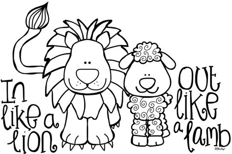 march lion coloring page lion and lamb clipart clipart kid lion lamb coloring page